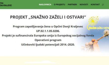 """Projekt """"Zaželi"""" ima internet stranicu"""