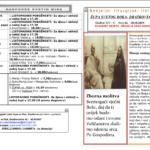 Liturgijski listić – 29. Nedjelja kroz godinu