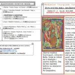 Liturgijski listić – 31. Nedjelja kroz godinu